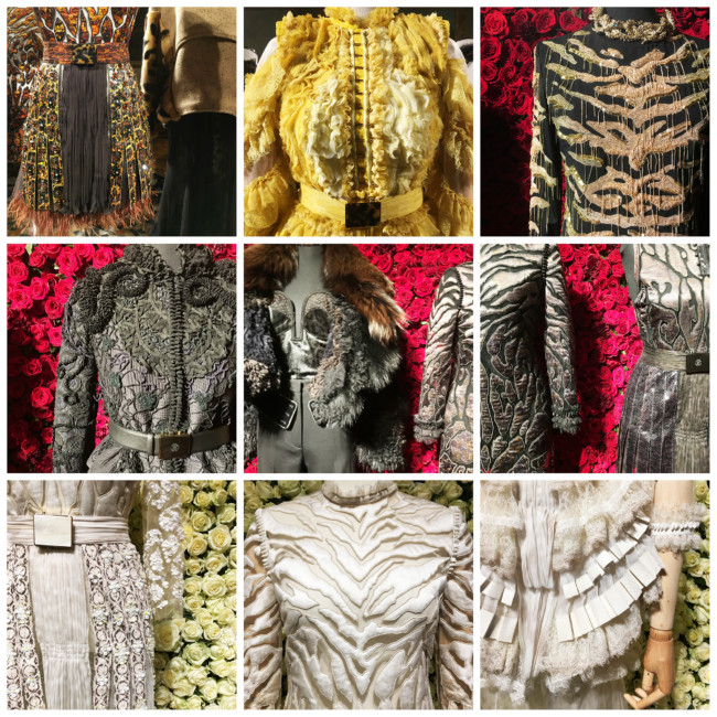 Roberto Cavalli collection fall winter 2017-18.