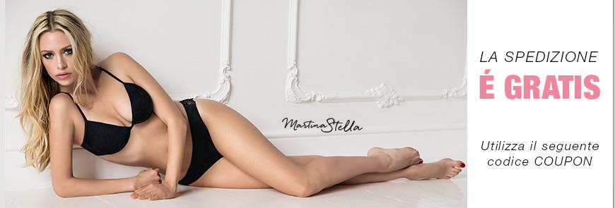 Cotonella negozio intimo online - Cotonella underwear online shop.