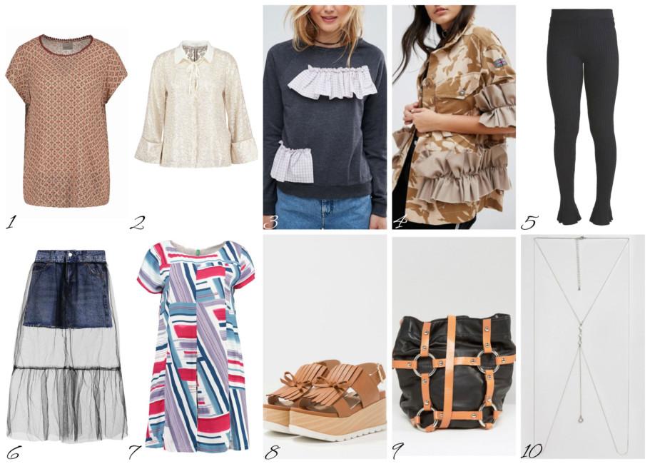 Flop moda donna maggio 2017 - Flop women's fashion may 2017.
