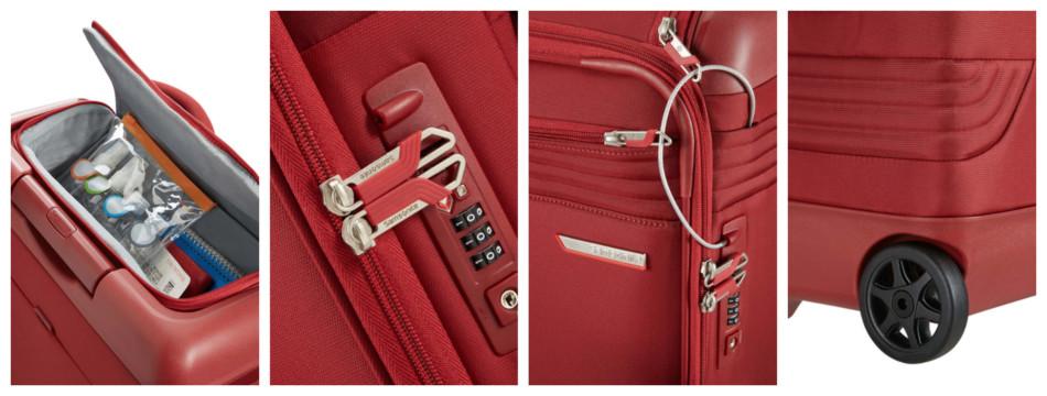 B3ndy borse di moda e valigeria, trolley Samsonite - B3ndy fashion handbags and suitcases trolley Samsonite.