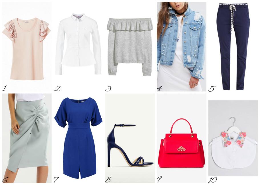 Top moda donna maggio 2017 - Top women's fashion may 2017.