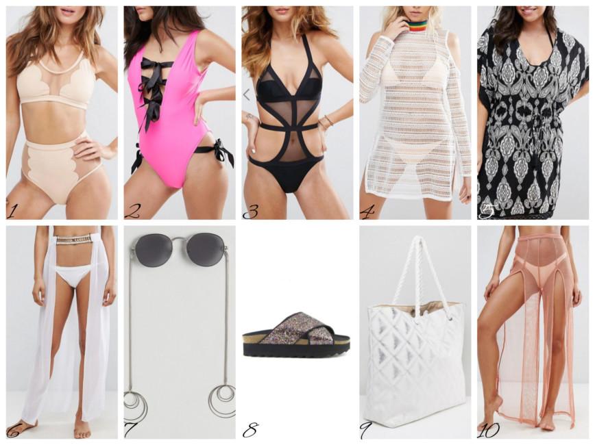 Flop giugno 2017 moda mare - Flop June 2017 beachwear.