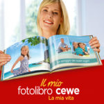 Fotolibro personalizzato CEWE - Personalized photo book CEWE.