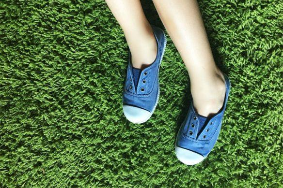 Spruzzetto di Sole style e scarpe moda bambini