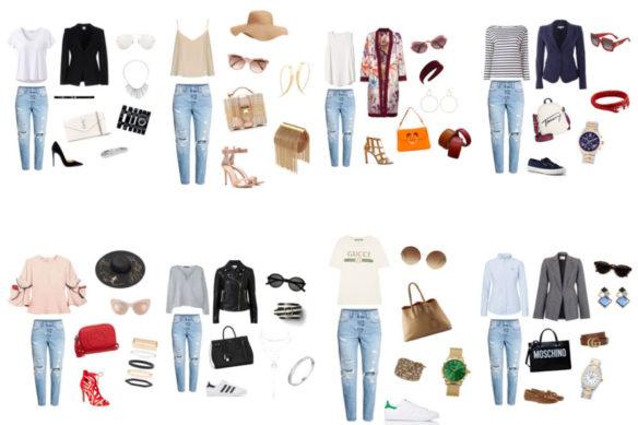 Boyfriend jeans outfit, 8 idee tutte da copiare