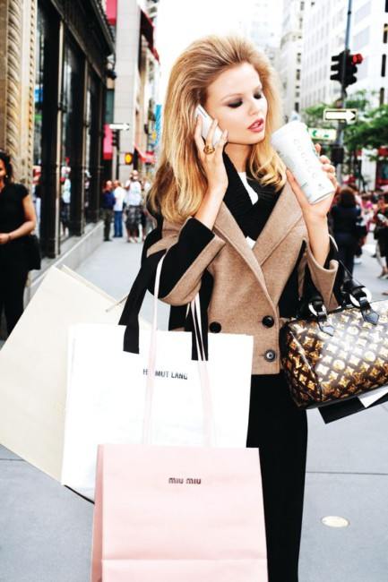 Come fare shopping con i saldi - How to shopping with the sales.