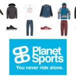 3 idee di outfit sportivo moda bambino Planet Sports per andare a scuola - 3 ideas sports outfit baby fashion to go to school.