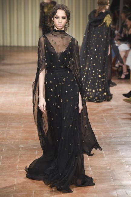 Alberta Ferretti abito stelle.