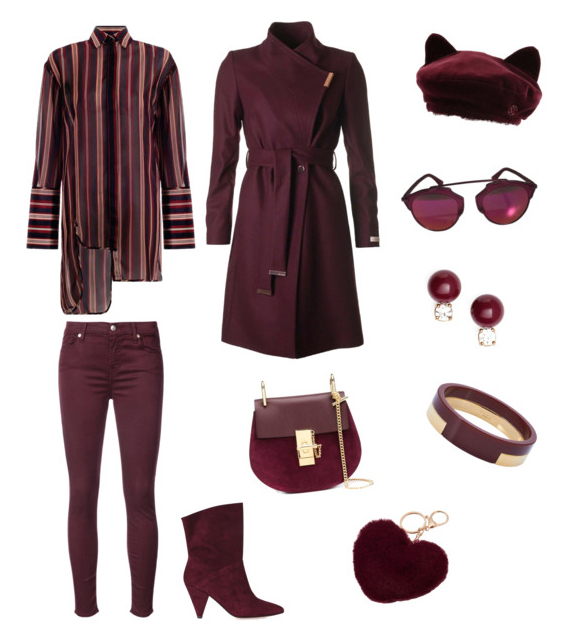 Tawny Port outfit.