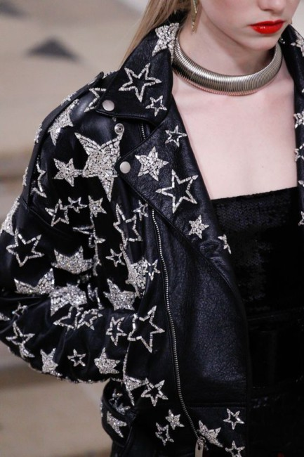 Saint Laurent star jacket.