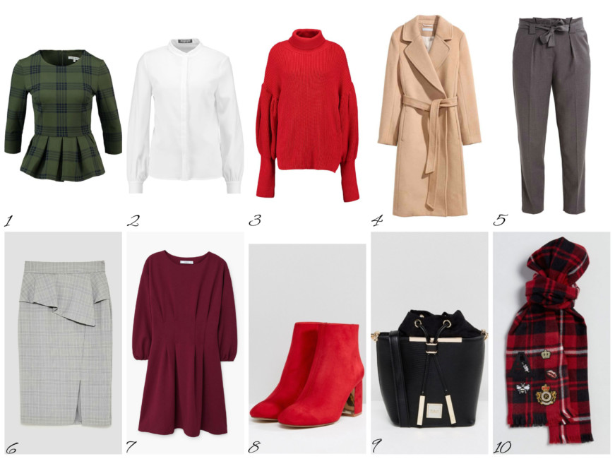 Top moda donna invernale ottobre 2017 - Top Women's Winter Fashion October 2017.