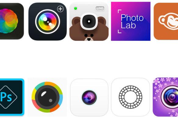 10 migliori applicazioni smartphone per fotografia