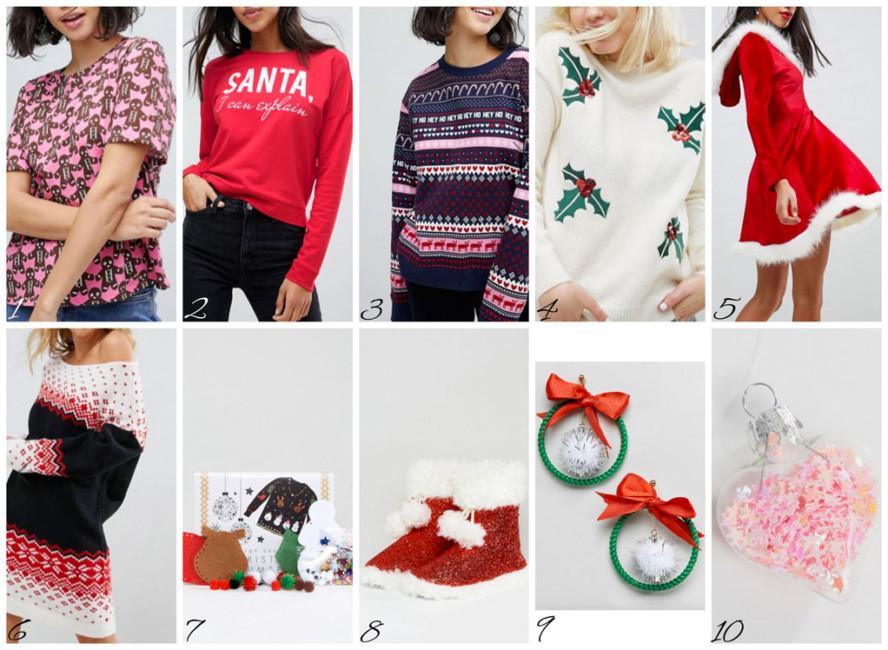 10 Top del mese, novembre 2017 moda donna Natale - 10 Top of the month, November 2017 Christmas fashion woman.