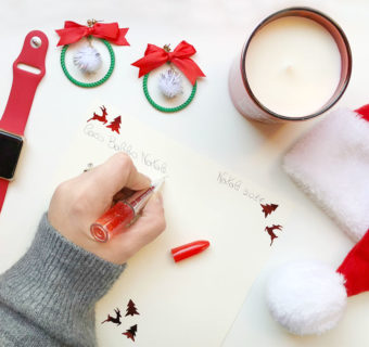 Dear Santa Claus, I'm writing to you today …