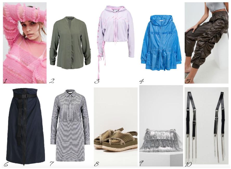 Flop moda donna marzo 2018 - Flop fashion woman march 2018.