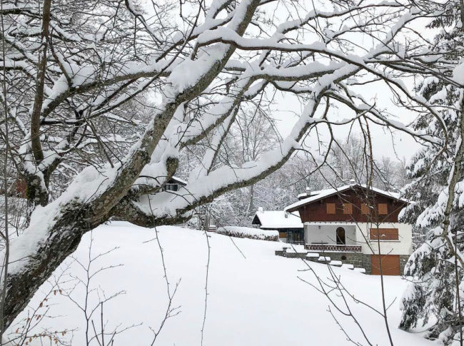 Instagram recap 3 snow mountain landscape.