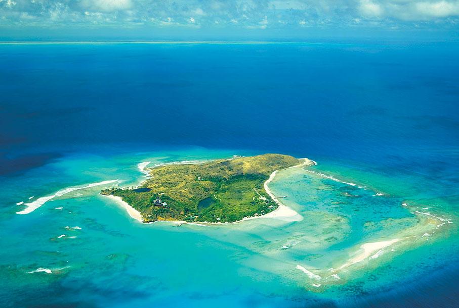 Isola Necker.