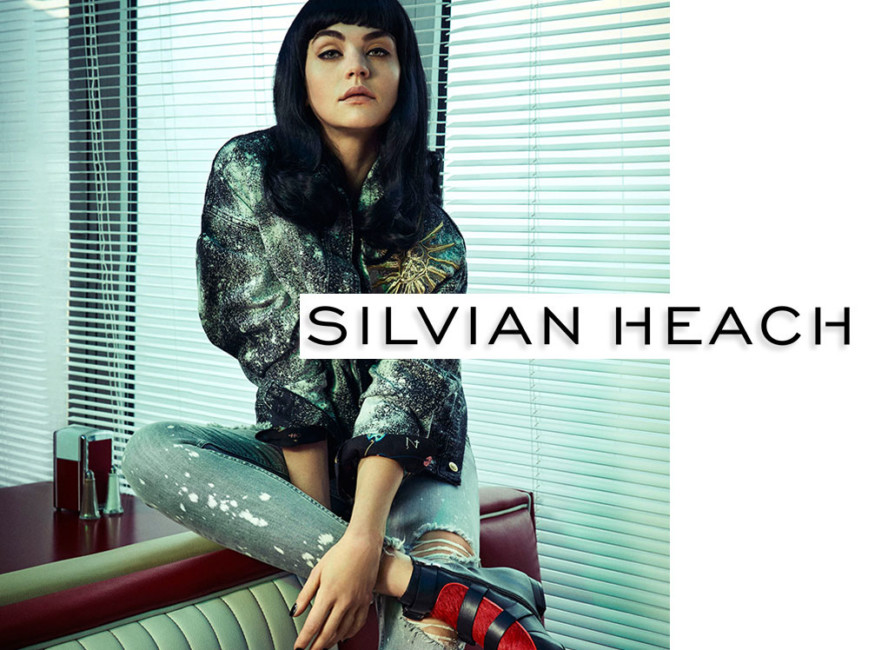 Silvian Heach new spring summer collection.