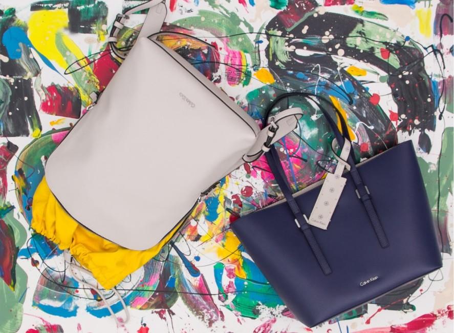 Shop online borse estate Calvin Klein Goccia.clothing.