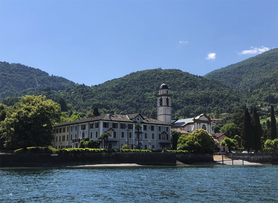 Which villas to visit on Lake Como.