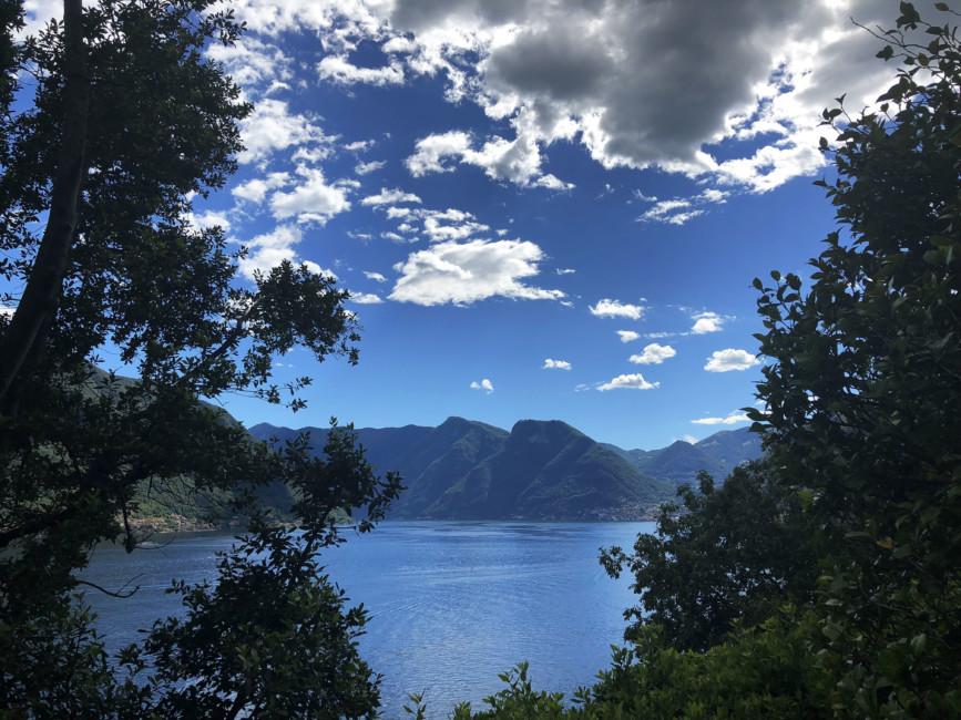 Lago di Como - Lake Como.