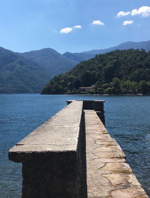 Lenno, Lago di Como - Lenno Lake Como .
