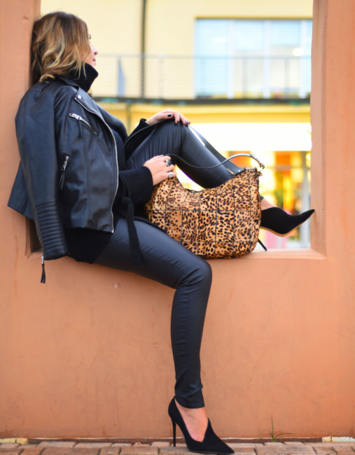 Outfits ideas animalier bags.