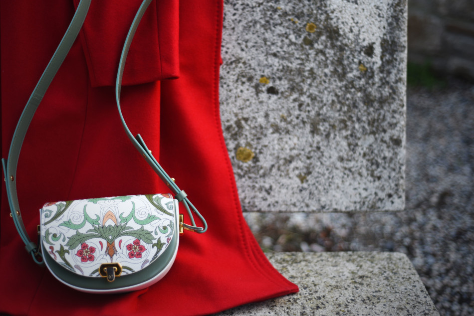 Christmas gift idea mini bag Sapaf Atelier.