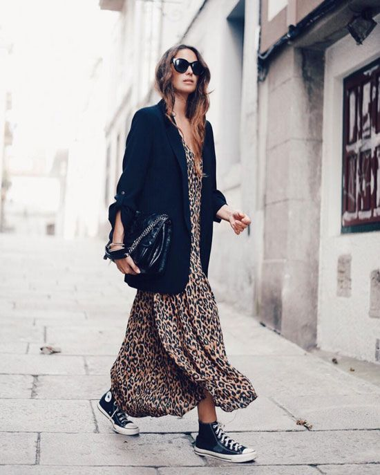 How to wear the animalier.