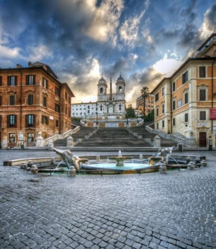 I 10 posti più belli da visitare a Roma - The 10 most beautiful places to visit in Rome.