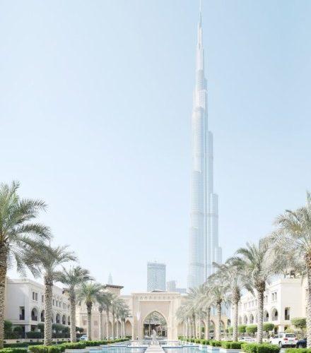 Ideas for intercontinental travel Dubai.