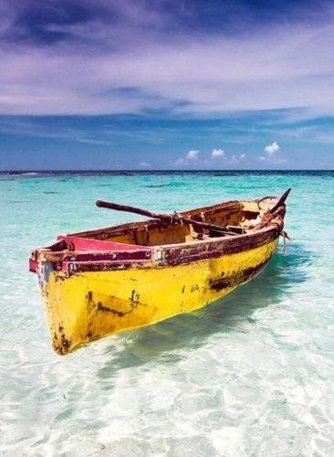 Intercontinental travel Jamaica.