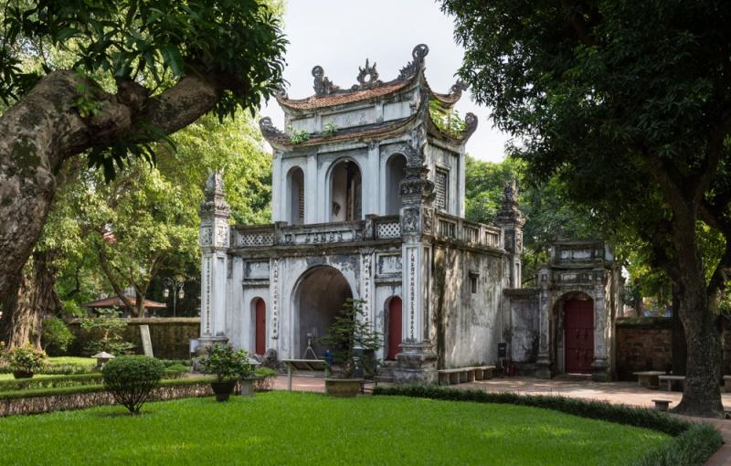Vacanze intercontinentali in Vietnam ad Hanoi.