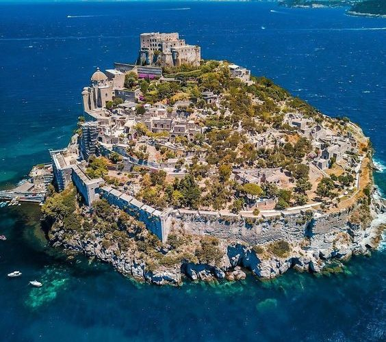 Vacanze in Italia, Ischia, Campania.