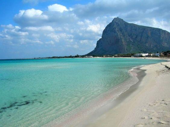 Vacanze in Italia, San Vito Lo Capo, Sicilia.