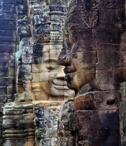 Viaggio intercontinentale Siem Reap in Cambogia.