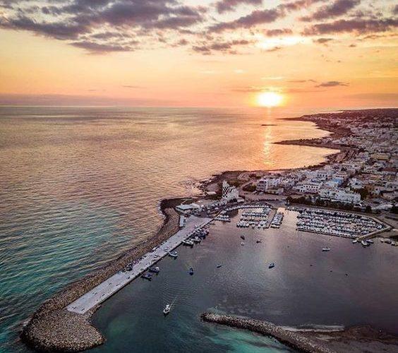 Holidays in Italy, Ugento, Puglia.
