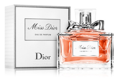 Miss Dior by Dior perfect perfume for New Year.