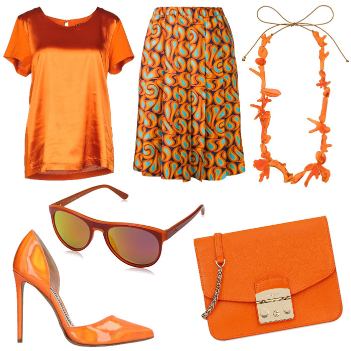 Summer outfit casual chic.