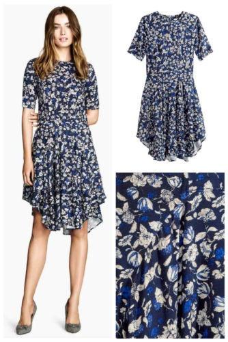 Floral dress H&M.