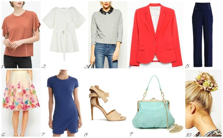 Il meglio dello shopping moda donna.