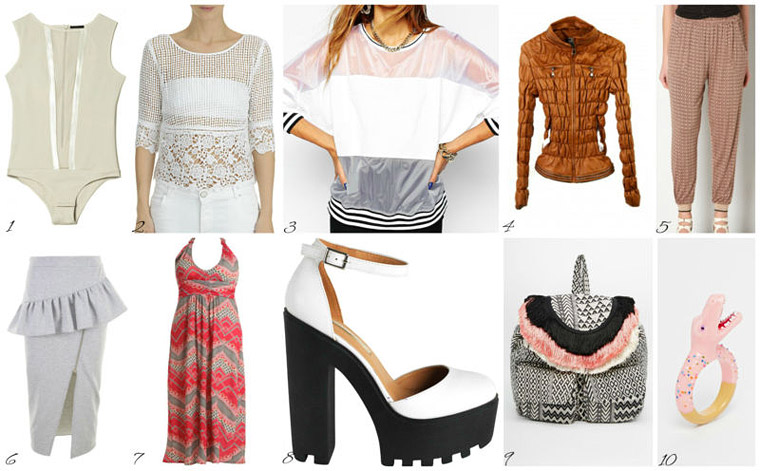 Flop shopping moda donna low cost.