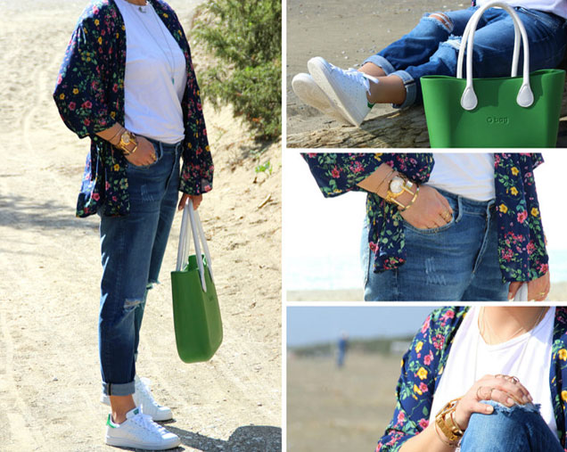 Outfit casual low cost curvy moda donna.