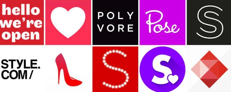 Migliori applicazioni smartphone di moda - Best fashion smartphone apps.