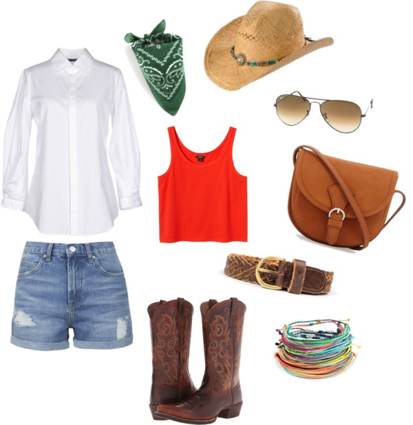 Outfit country.