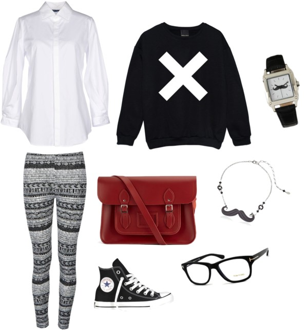 Outfit hipster.
