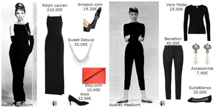 Come ricreare un outfit anni 50.