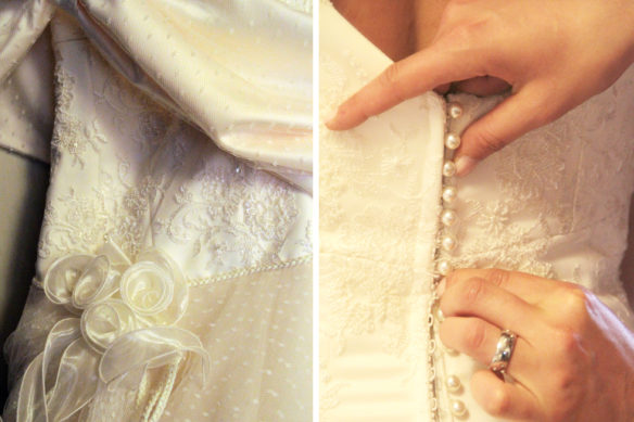 Wedding Dress: instructions for use