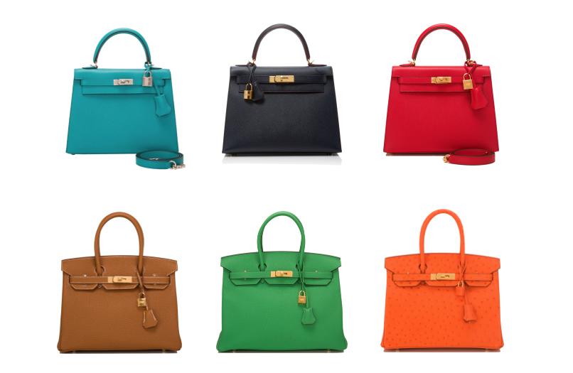Come riconoscere borsa originale Hermès.