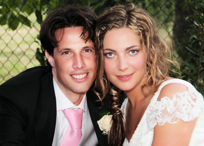 Eternamente noi, matrimonio Luna e Simone.